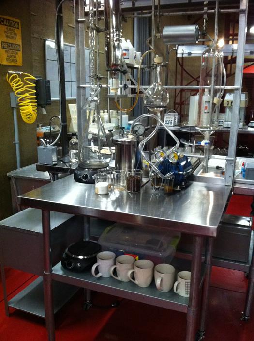 Walter White's Kaffeemaschine