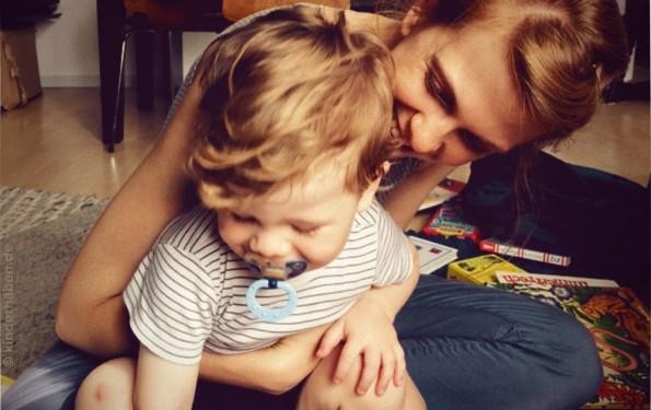 Berufseinstieg mit Kind: Anna-Sophie Pietsch