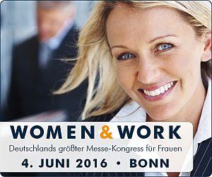 Woman&Work am 4. Juni 2016