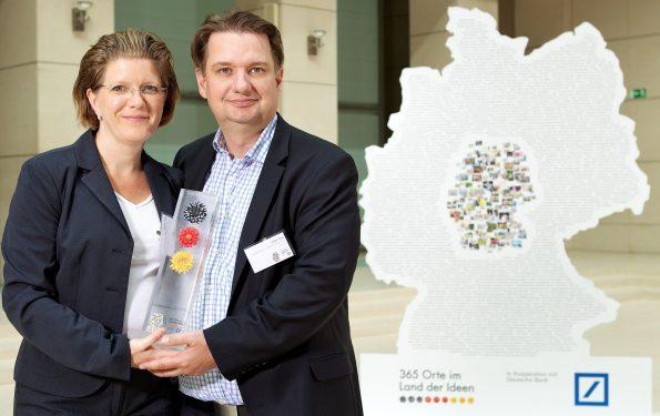 Holger und Melanie Vogel - Land der Ideen