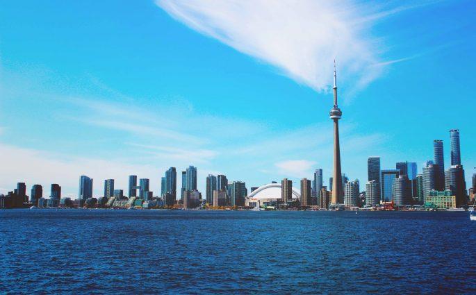 Skyline Toronto