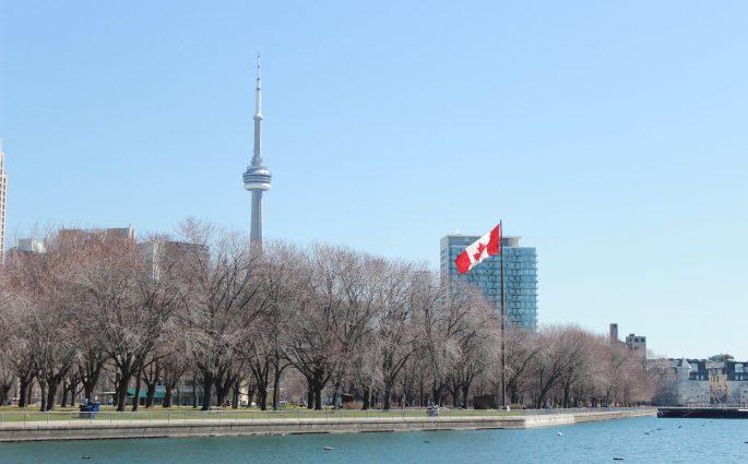 Kanada - Toronto - Berufseinstieg und Beförderung